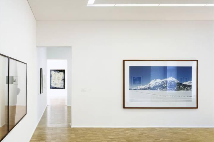 Th. Florschuetz, E. Schumacher, A. Gursky; Fotograf: H. C. Schink