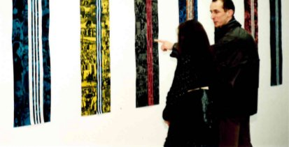 Ausstellungseröffnung, Foto: Cordula Giese, Ausstellungseröffnung