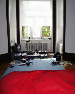Ausstellungsansicht, POWER, 1999, GfZK Leipzig, Foto: Hans-Christian Schink