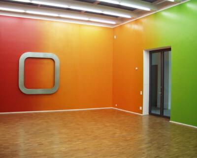Ausstellungsansicht, Primary Structures, 1999, GfZK Leipzig, Foto: Hans-Christian Schink
