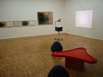 Tilo Schulz, Haegue Yang, Tobias Rehberger