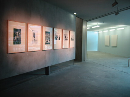 Ausstellungsansicht, Evelyn Richter, Der zweite Blick, 2004, GfZK Leipzig, Foto: Andreas Enrico Grunert