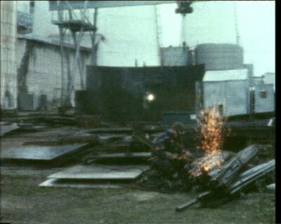"Deimantas Narkevičius ""Energy Lithuania"", Super 8 film, transferred onto DVD, 17 min., 2000"