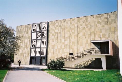 "Tadej Pogačar & The P.A.R.A.S.I.T.E Museum ""Constructed City II"", 2003"
