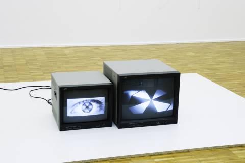 Mark Hamilton, Reverb, Foto: Stefan Fischer, Ausstellungsansicht