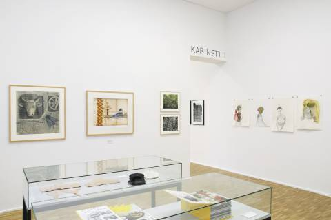 Fotograf: Andreas Enrico Grunert, Ausstellungsansicht