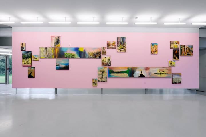 Fotograf: Uwe Walter, Ausstellungsansicht