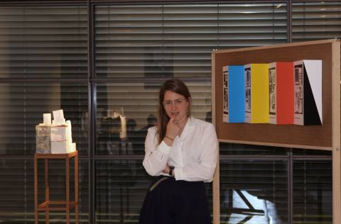 Rebecca Stephany, 2010. Foto: Radmila Joksimovic
