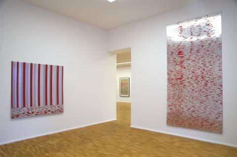 Ausstellungsansicht, Raum 107, 2010/2011, GfZK Leipzig, Foto: Andreas Enrico Grunert