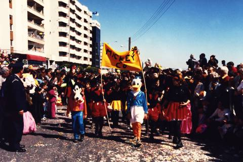 Wonder Land, 2007. Projection of 80 slides in cooperation with the archive of the city of Limassol, Cyprus. Courtesy: der Künstler und Rodeo, Istanbul