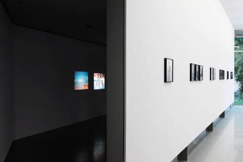 Christodoulos Panayiotou, 2011. Installation view. Foto: Andreas Enrico Grunert