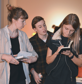James Langdon: A School for Design Fiction. 2014
