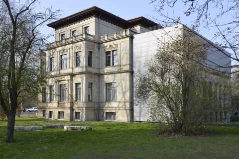Villa. Foto: Sebastian Schröder