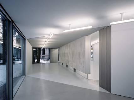 Neubau. Foto: Wolfgang Thaler