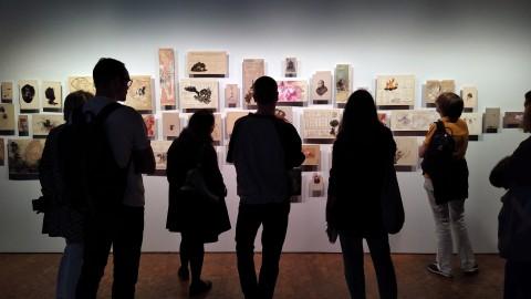 Tagesausflug Berlin Biennale 2018. Foto: Gao Yi