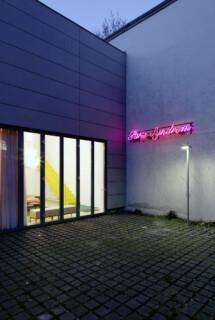 Jun Yang: Hotel Paris Syndrom, 2011, GfZK Leipzig, Foto: Andreas Enrico Grunert