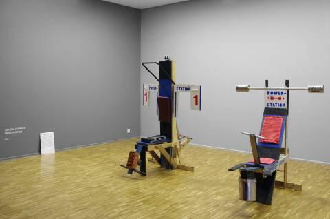 Lorenz Linder: Powerstation, 2006. Foto: Sebastian Schröder