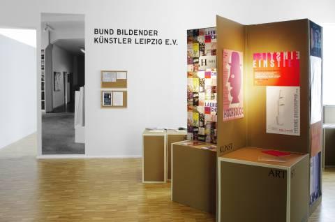Bund Bildener Künstler Leipzig e.V., 2012. Foto: Sebastian Schröder