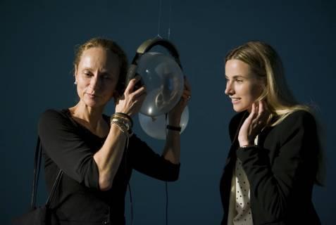 Cornelia Friederike Müller: 4 Beats per Breath II, 2012. Foto: Sebastian Schröder