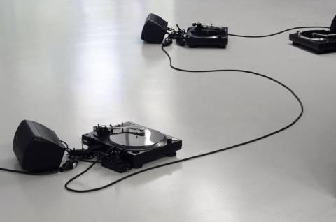 Sebastian Vaske: Party Pieces, 2012. Foto: Sebastian Schröder