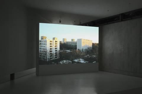 Michaela Schweiger: Zurück in die Stadt von morgen, 2005, 2013. Foto: Andy Schultze
