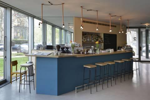 Café bau bau, 2014. Foto: Sebastian Schröder