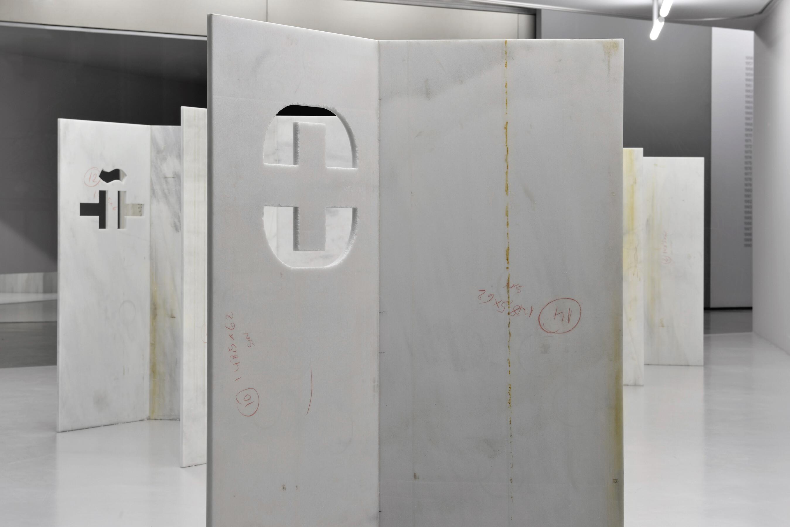 Vasarely, Go Home, 2011. Foto: Sebastian Schröder