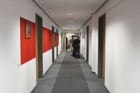Ausstellungsansicht. Foto: Lenka Kukurová