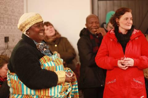 International Village Show Opening, March 2015. Foto: Julia Rößner