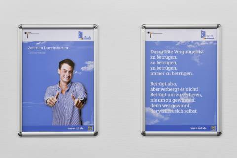 Studierende Bauhaus Universität Weimer. Klasse Sebastian Helm: Grandiose Simulanten, 2015. Foto: Sebastian Schröder