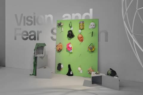 HGB Class Expanded Cinema. Clemens von Wedemeyer: Vision and Fear Station, 2015. Foto: Sebastian Schröder