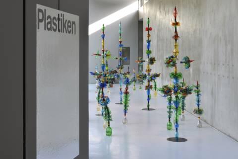 Franz Kapfer: Plastiken, 2003. Foto: Sebastian Schröder