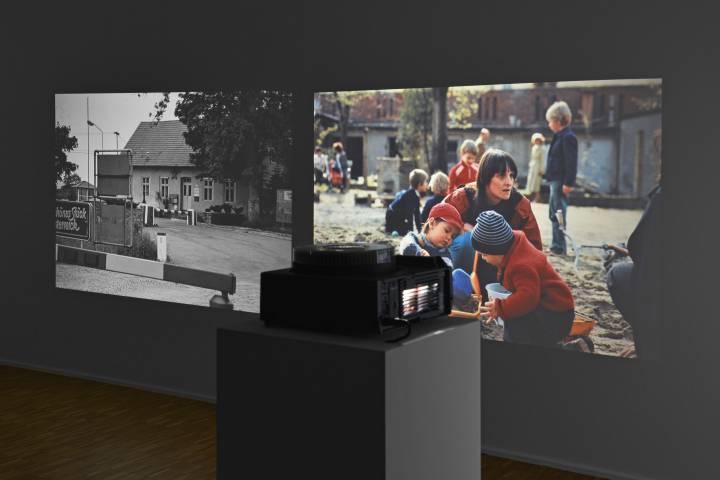 Seiichi Furuya: Mémoires, 1989-2010. Ausstellungsansicht. Foto: Sebastian Schröder