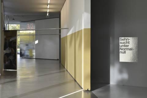 Ausstellungsansicht. Foto: Sebastian Schröder