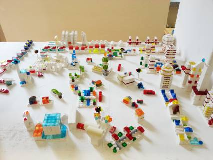 Legotopia. Ferienkurs 2013