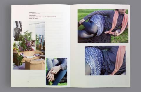einander erzählen von orten, Publikation, 2015. Foto: Lina Ruske