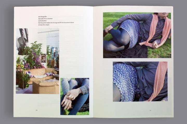 einander erzählen von orten, Publikation, 2015, Foto: Lina Ruske