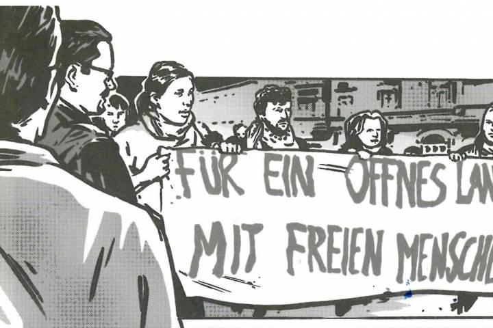 Herbst der Entscheidung, Hrsg. PM Hoffmann/Bernd Lindner, 2014, Detail