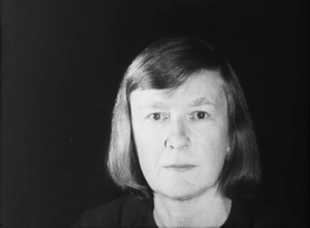 Screen Test: Rosalind Constable [ST63], 1964 16mm film, black-and-white, silent, 4 minutes at 16 frames per second ©2016 The Andy Warhol Museum, Pittsburgh, PA, a museum of Carnegie Institute. All rights reserved