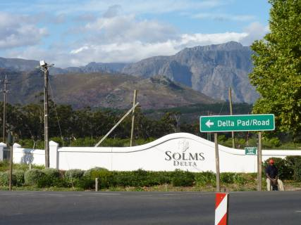 Solms Delta, Franschhoek Valley