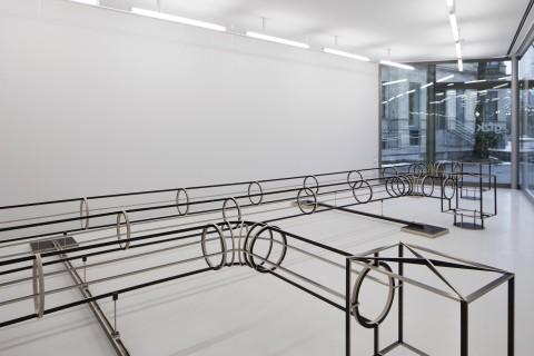 Lars Bergmann: Neubau, 2017. Foto: Wenzel Stählin