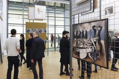 The Present Order - Zweiter Teil, Galerie für Zeitgenössische Kunst