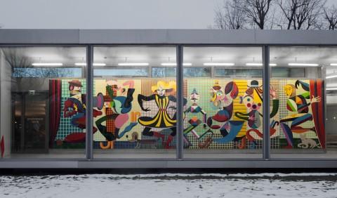 Gaudiopolis - Versuch einer guten Gesellschaft, Christoph Ruckhäberle, Galerie für Zeitgenössische Kunst_kopie