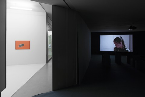 Eric Baudelaire / Poulet-Malassis, Dora Maar Début, 2017 und Céline Condorelli, wall to wall
