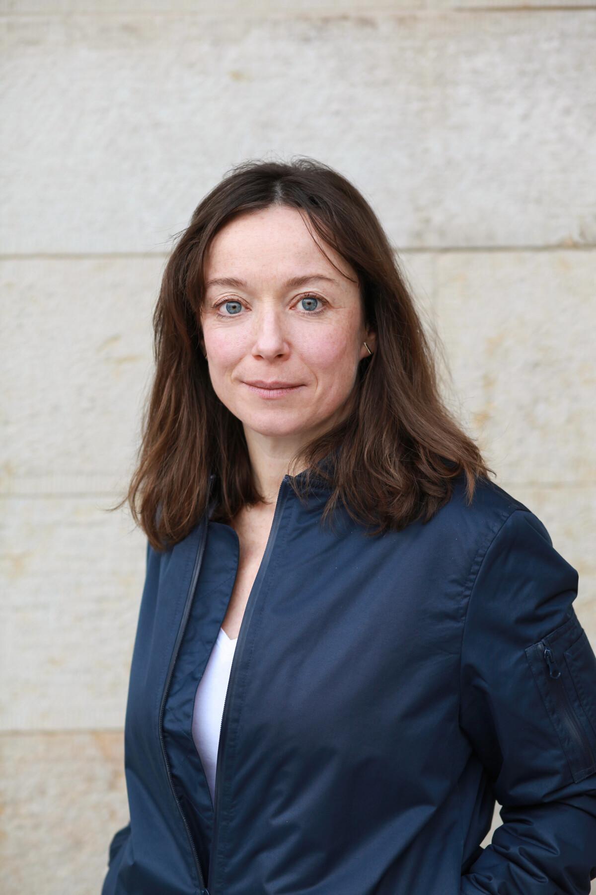 Portrait Franciska Zólyom, Foto Julia Rößner, 2018