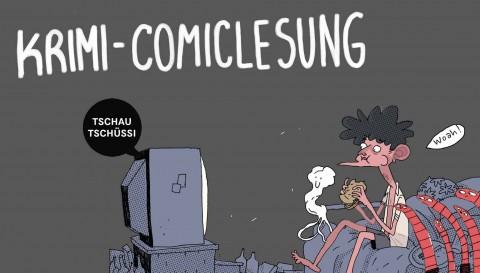 Krimi! Comic! Lesung!