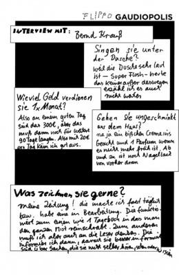 Steckbrief Bernd Krauß