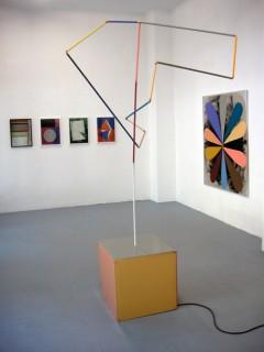 Collagen, Empfänger, Blume – Juliana Ortiz, courtesy of the artist