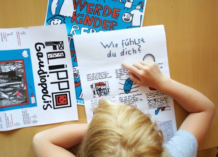 Kindermagazin FLIPPO Gaudiopolis