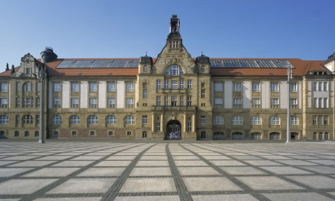 Kunstsammlungen Chemnitz, Foto: PUNCTUM Bertram Kober